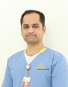 Dr. Rahul Halkai
